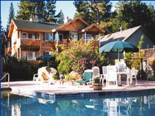 Red Wolf Lakeside Lodge in Tahoe Vista, California
