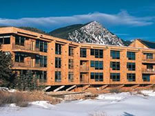 River Bank Lodge in Keystone, Colorado