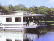 Royal Host Club at Holly Bluff Marina in Deland, Florida