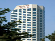 Fantasea Resorts at Atlantic Palace in Atlantic City, New Jersey