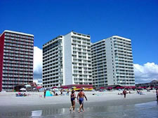 Sands Ocean Club in Myrtle Beach, South Carolina