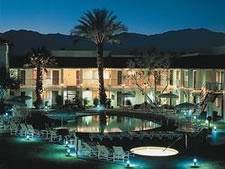 Sands of Indian Wells in Indian Wells, California