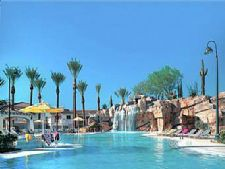 Sheraton's Desert Oasis in Scottsdale, Arizona