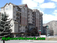 Sheraton's Mountain Vista in Avon, Colorado