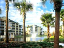 Sheraton's Vistana Resort in Orlando, Florida