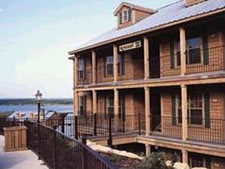 Silverleaf's Hill Country Resort in Canyon Lake, Texas