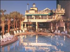 Holiday Inn Club South Beach Resort In Myrtle Carolina