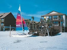 Southern Shores Beach Resort in Gulf Shores, Alabama