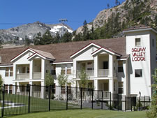 Squaw Valley Lodge in Olympic Valley, California