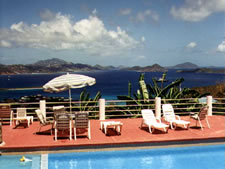 Sunset Ridge Villas in St. John, Caribbean