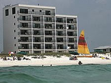 The Beach Condominium in Navarre Beach, Florida
