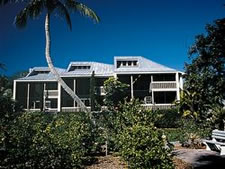 The Cottages at South Seas Plantation in Captiva, Florida