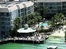 The Galleon Resort in Key West, Florida