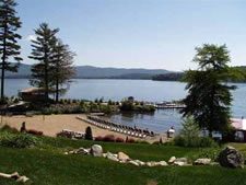 The Lodges at Cresthaven in Lake George, New York