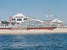 The Ocean Club on Smuggler's Beach in South Yarmouth, Massachusetts