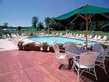 The Osthoff Resort in Elkhart Lake, Wisconsin