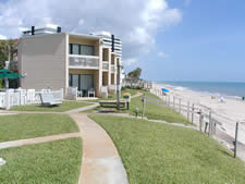 The Reef Ocean Resort in Vero Beach, Florida