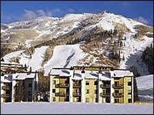 The rockies condominiums vacation rentals in steamboat for Cabin rentals steamboat springs co