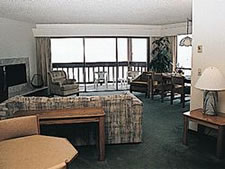 The Sandpiper Condominium in Lincoln City, Oregon