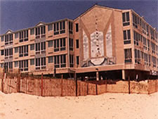 The Surf Club in Dewey Beach, Delaware