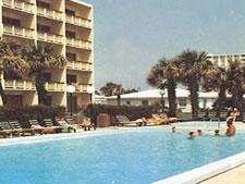 Traders Inn Beach Club In Ormond Florida