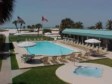 Treasure Island Beach Club in Treasure Island, Florida