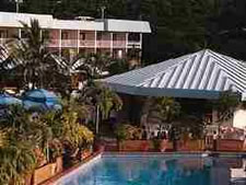 Tropic Leisure Club at Magens Point Resort in St. Thomas, Caribbean