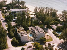 Umbrella Beach Resort in Holmes Beach, Florida