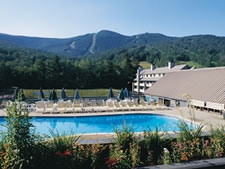 Village of Loon Mountain Lodges in Lincoln, New Hampshire