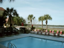 Marriott Harbour Point at Shelter Cove in Hilton Head Island, South Carolina