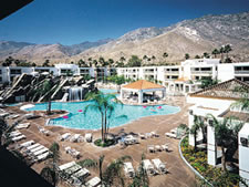 Palm Canyon Resort and Spa and Monarch Grand Vacations in Palm Springs, California