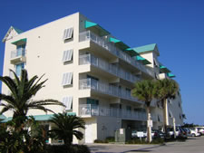 Coconut Palms Beach Resort in New Smyrna, Florida