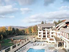Pollard Brook Resort in Lincoln, New Hampshire