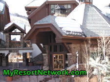 Hyatt Mountain Lodge in Beaver Creek, Colorado