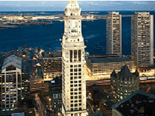 Marriott Custom House in Boston, Massachusetts