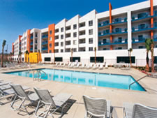 WorldMark at Oceanside Harbor in Oceanside, California