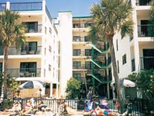 All Seasons Vacation Resort In Madeira Beach Florida