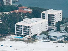 Bay and Beach Club in Indian Shores, Florida
