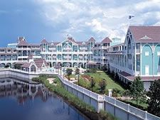 Disney's Beach Club Villas in Lake Buena Vista, Florida