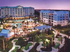 AmeriSuites Vacation Club at Calypso Cay in Kissimmee, Florida