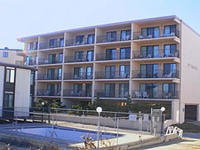 Saint Tropez Condominium in Ocean City, Maryland