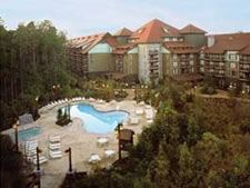 The Villas at Disney's Wilderness Lodge in Lake Buena Vista, Florida