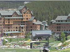 Zephyr Mountain Lodge in Winter Park, Colorado