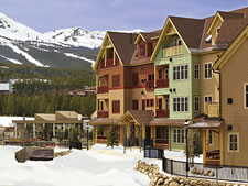 Hyatt Main Street Station in Breckenridge, Colorado