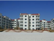 Palm Beach Resort in Orange Beach, Alabama