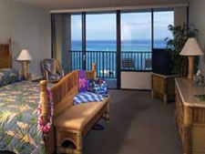 Kahana Beach Vacation Club in Lahaina, Maui, Hawaii