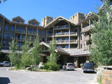 Four Seasons Residence Club at Jackson Hole in Teton Village, Wyoming