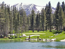 Wildrose Timesharing Condominiums in Mammoth Lakes, California