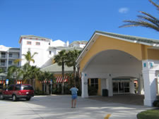 Ron Jon Cape Caribe Resort in Cape Canaveral, Florida