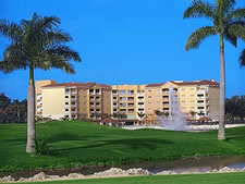 Marriott Villas At Doral in Miami, Florida